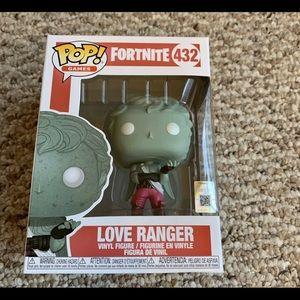 In Protector Love Ranger Funko POP Fortnite